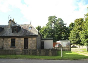 Thumbnail 2 bed semi-detached house for sale in 1 Anderson Cottage, Longmorn, Elgin, Moray