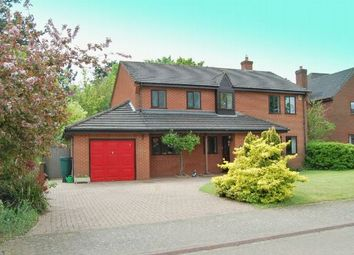 Thumbnail 4 bedroom detached house for sale in Ashby Park, Daventry, Northants