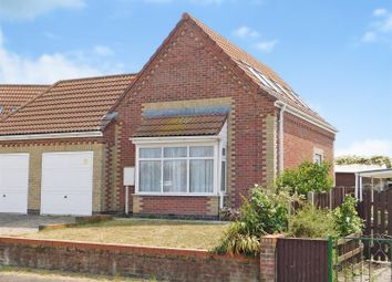 Thumbnail 2 bed link-detached house for sale in South Crescent, Chapel St. Leonards, Skegness