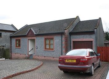 Thumbnail 2 bed detached bungalow for sale in Dunroamin, 1 Allanfield Drive, Newton Stewart