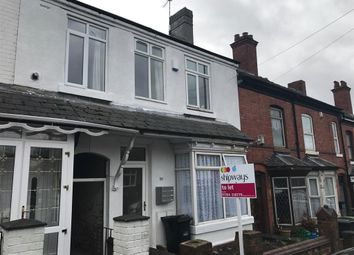 Thumbnail 1 bed property to rent in Blackacre Road, Dudley