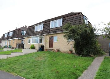 Thumbnail 3 bed semi-detached house for sale in Southlands, Weston, Bath