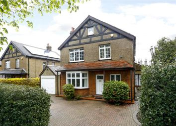 Thumbnail 4 bedroom detached house to rent in Mostyn Road, London