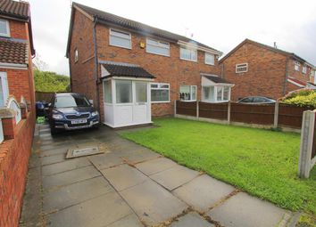 Thumbnail 3 bed semi-detached house for sale in Chalfont Way, Liverpool