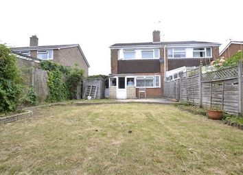 Thumbnail 3 bedroom semi-detached house for sale in 130 Burwell Drive, Witney