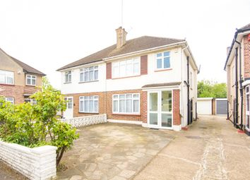 Thumbnail 3 bedroom semi-detached house for sale in Brookfield Crescent, Kenton, Middlesex