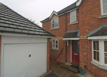 Thumbnail 2 bed semi-detached house to rent in Nightingale Shott, Egham