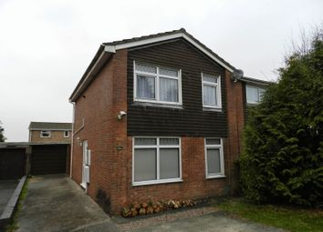 Thumbnail 3 bed detached house to rent in Maes Talcen, Brackla, Bridgend