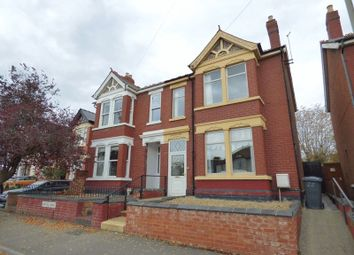 Thumbnail 3 bed semi-detached house for sale in Argyll Road, Longlevens, Gloucester