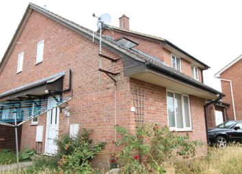 Thumbnail 1 bed semi-detached house to rent in Westerham Walk, Calne