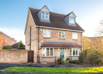 Thumbnail 5 bedroom detached house for sale in Whistler Close, Copmanthorpe, York