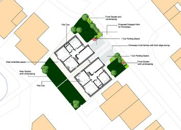 Thumbnail Land for sale in Land At Stuart Close, Stone, Staffordshire