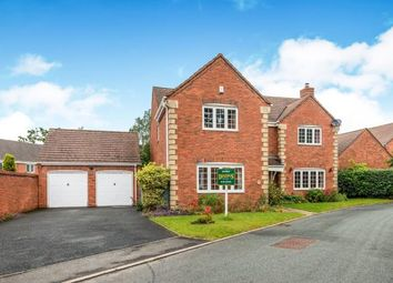 6 bed detached house for sale in Cavell Road, Burntwood, Staffordshire WS7