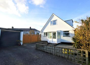 Thumbnail 3 bed detached bungalow for sale in Choughs Close, Camborne, Cornwall