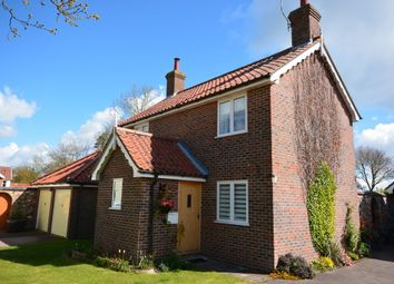 Thumbnail 3 bedroom detached house for sale in Mill Road, Thorpe Abbotts, Diss