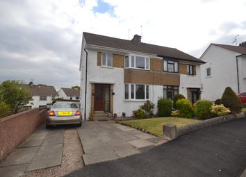 Thumbnail 3 bed semi-detached house for sale in Sandyloan Crescent, Laurieston
