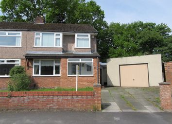 Thumbnail 3 bed semi-detached house for sale in Fairlie Drive, Rainhill