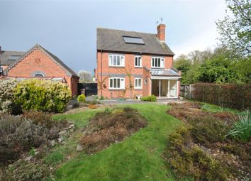 Thumbnail 4 bed detached house for sale in Upper Green, Loughborough