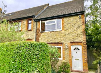 Thumbnail 3 bed end terrace house to rent in Clitterhouse Road, London