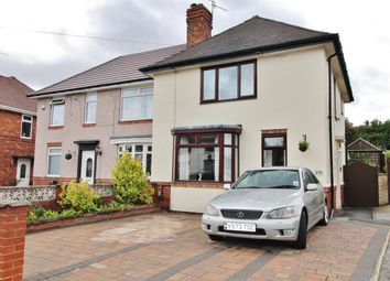 Thumbnail 3 bedroom semi-detached house for sale in Colley Road, Sheffield, South Yorkshire