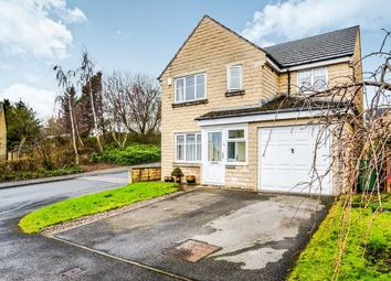 Thumbnail 4 bed detached house for sale in Greystone, Crosland Hill, Huddersfield, West Yorkshire