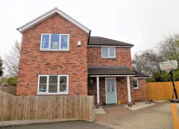 Thumbnail 3 bed detached house for sale in Abbey Close, Aslockton, Nottingham