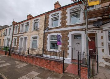 Thumbnail 2 bed terraced house for sale in Dalton Street, Cardiff