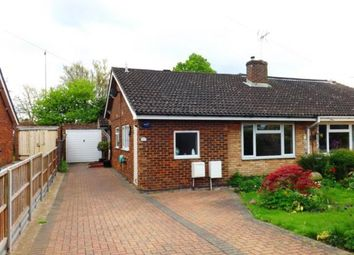 Thumbnail Bungalow for sale in Holme Court Avenue, Biggleswade, Bedfordshire