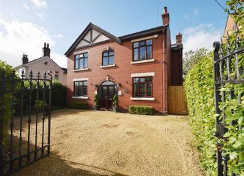 Thumbnail 4 bed detached house for sale in Ash Bank Road, Werrington, Stoke-On-Trent