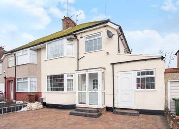 Thumbnail 4 bed semi-detached house for sale in Pinner Park Gardens, Harrow, Middlesex