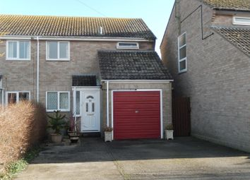 Thumbnail 3 bed semi-detached house for sale in Withies Croft, Portland