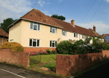 Thumbnail 3 bedroom terraced house to rent in Macklin Road, Salisbury