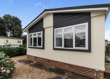 Thumbnail 2 bed mobile/park home for sale in Willow Road, Briar Bank Park, Wilstead, Bedford