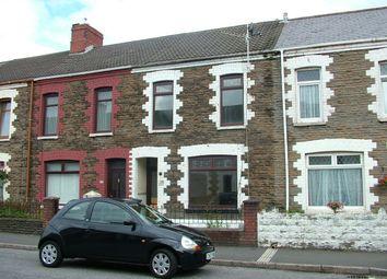 Thumbnail 3 bed terraced house for sale in Mansel Street, Port Talbot