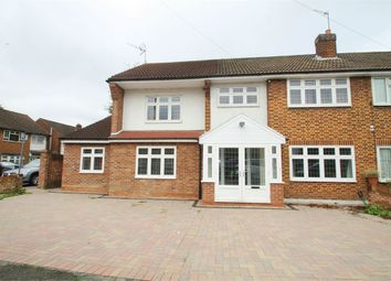 Thumbnail 5 bed semi-detached house to rent in Firs Park Gardens, London