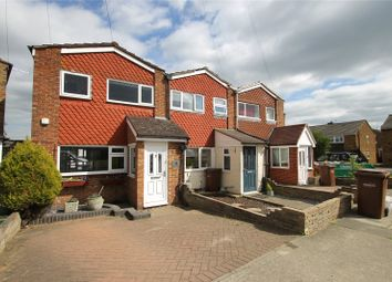 Thumbnail 3 bed end terrace house for sale in Highlands Close, Strood, Kent