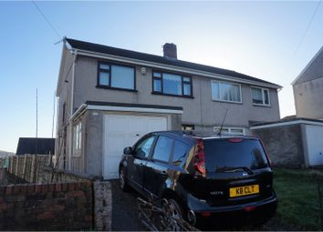 Thumbnail 4 bed semi-detached house for sale in Penfilia Road, Brynhyfryd