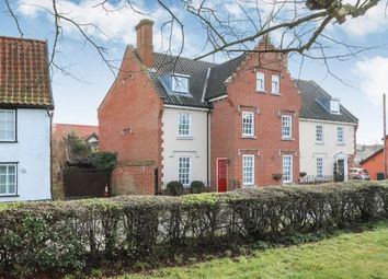 Thumbnail 4 bed end terrace house for sale in East Harling, Norwich