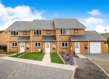 Thumbnail 3 bed semi-detached house for sale in Balleroy Close, Shebbear, Beaworthy