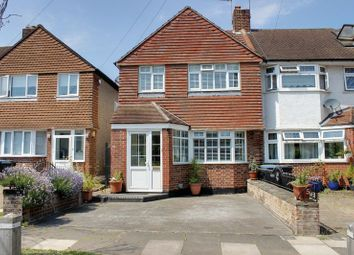 Thumbnail 3 bed end terrace house for sale in Kenilworth Crescent, Enfield