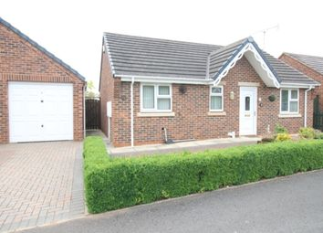 Thumbnail 2 bed detached bungalow for sale in Old Bowling Green, Rhodesia, Worksop