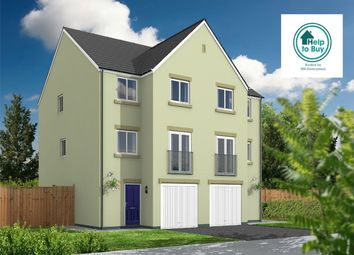 Thumbnail 3 bed semi-detached house for sale in Swanvale, Falmouth, Cornwall