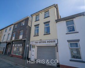 Thumbnail 3 bed flat to rent in 25 Adelaide Street, Fleetwood, Lancashire