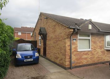 Thumbnail 2 bed bungalow to rent in Halford Street, Syston