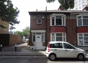 Thumbnail 4 bed property to rent in Rivers Street, Southsea