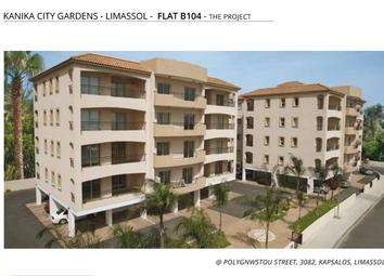 Thumbnail 2 bed apartment for sale in Kanika City Gardens, Mesa Geitonia, Limassol, Cyprus