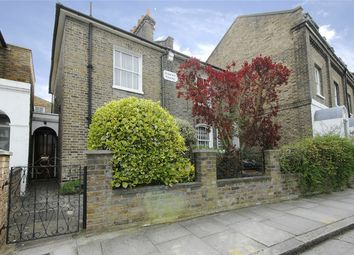 Thumbnail 2 bed semi-detached house for sale in St Peter's Grove, St Peter's Conservation Area, Hammersmith, London