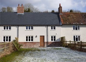 Thumbnail 3 bed terraced house to rent in Milton Road, Milborne St. Andrew, Blandford Forum