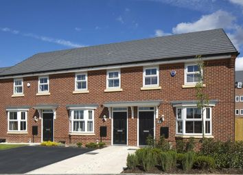 "Thumbnail 3 bedroom terraced house for sale in ""Archford"" at Black Firs Lane, Somerford, Congleton"