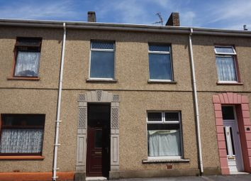 Thumbnail 3 bed terraced house to rent in New Dock Road, Llanelli